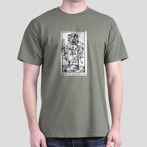 Wheel of Fortune - Dark T-Shirt