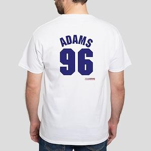 John Adams White T-Shirt