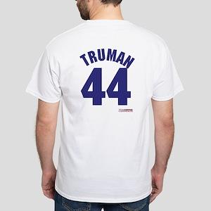 Harry Truman White T-Shirt