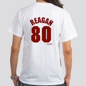 Ronald Reagan White T-Shirt