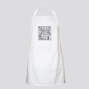 He Who Must Be Obeyed Apron