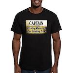 Hibbing Beer Drinking Team Men's Fitted T-Shirt (d