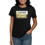 Hibbing Beer Drinking Team Women's Dark T-Shirt