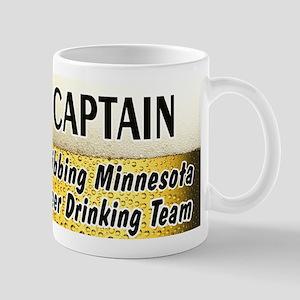 Hibbing Beer Drinking Team Mug
