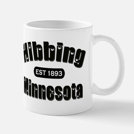 Hibbing Established 1893 Mug