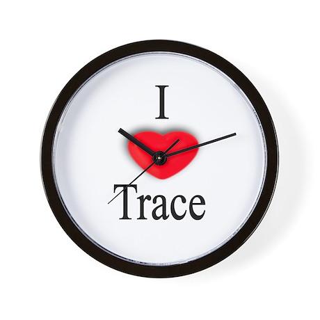 Trace Wall Clock