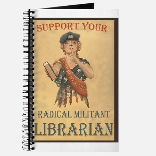 Support Your Radical Militant Librarian Journal