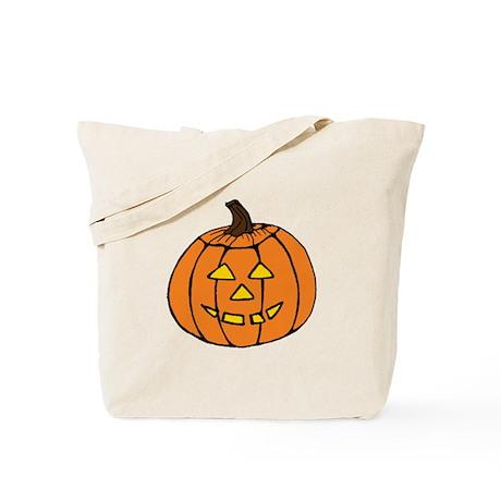 Jack O Lantern - Tote Bag