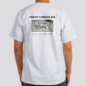Urban Camouflage Ash Grey T-Shirt