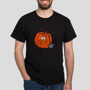 Pumpkin & Mouse Dark T-Shirt