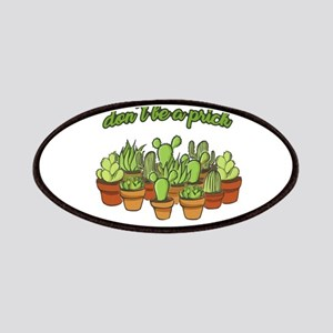 Cactus - Don't be a prick Patch