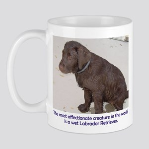Wet Lab Puppy Mug