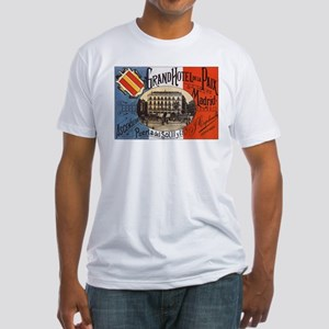 Madrid Fitted T-Shirt