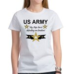Army Step Son Defending Women's T-Shirt