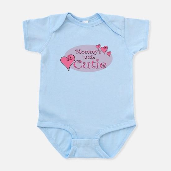 Mommy's Little Cutie Infant Bodysuit