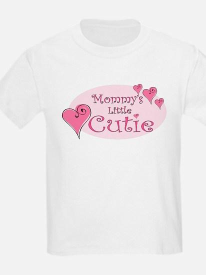 Mommy's Little Cutie T-Shirt