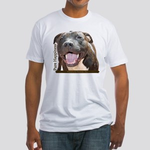 Pure Happiness Fitted T-Shirt