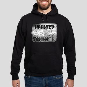 Haunted Gettysburg Black Hoodie