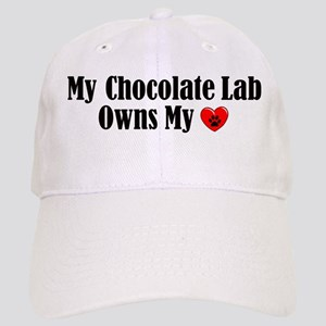 Heart Owning Lab Cap