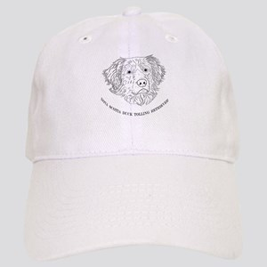 Toller Line Art Cap