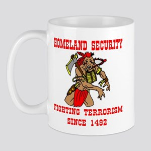 Fighting Terrorism Since 1492 Mug