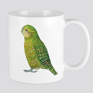 Kakapo Female Mug