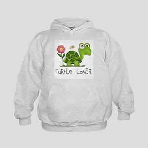 Turtle Lover Kids Hoodie