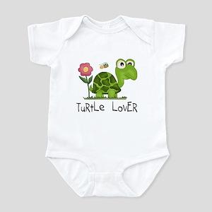 Turtle Lover Infant Bodysuit