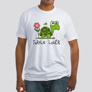 Turtle Lover Fitted T-Shirt