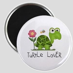 Turtle Lover Magnet
