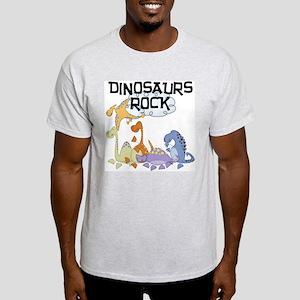 Dinosaurs Rock Light T-Shirt