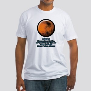 Mars Fitted T-Shirt