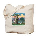 StFran./Chihuahua (LH) Tote Bag