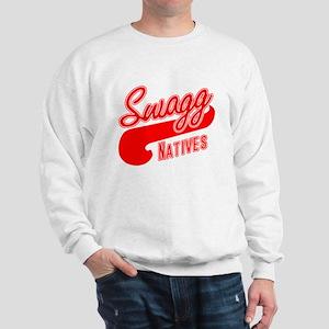Swagg Natives Team Sweatshirt