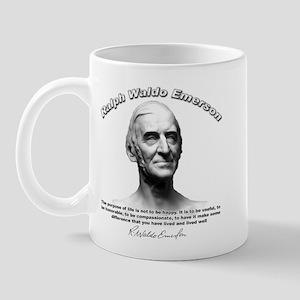 Ralph Waldo Emerson 01 Mug