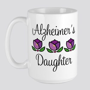 Alzheimer's Daughter Large Mug
