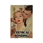 Chemical Bonding Rectangle Magnet