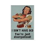 OCD Rectangle Magnet