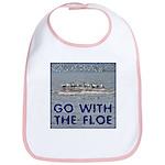 Go With the Floe Bib