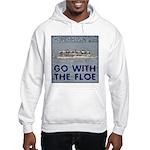 Go With the Floe Hooded Sweatshirt