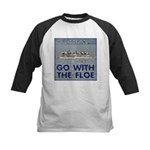 Go With the Floe Kids Baseball Jersey