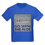 Go With the Floe Kids Dark T-Shirt