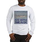 Go With the Floe Long Sleeve T-Shirt