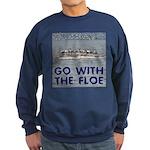 Go With the Floe Sweatshirt (dark)
