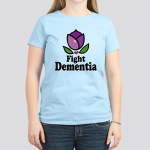 Fight Dementia Women's Light T-Shirt