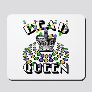 Queen of Beads Mousepad