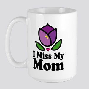 Miss My Mom Alzheimer's Large Mug