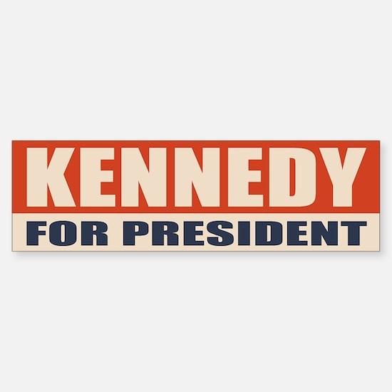 Joe Kennedy 2020 Bumper Car Car Sticker