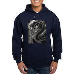 Cheshire Cat Hoodie (dark)