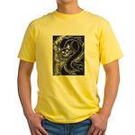 Cheshire Cat Yellow T-Shirt